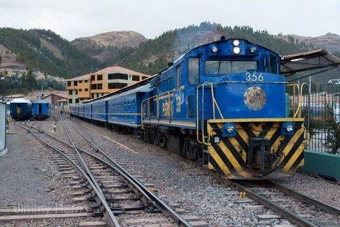 祕魯VISTADOME觀光列車