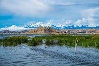 的的喀喀湖