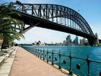 徒步雪梨港灣大橋