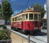 基督城復古電車