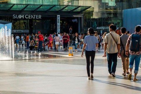暹邏廣場商圈