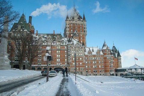 [BR][玩美加族]加東瀑布城堡8日(入住魁北克芳緹娜城堡、尼加拉瀑布摩天輪、加東4大名城、百年市集)