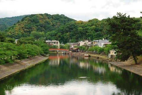 宇治川觀光遊覽船