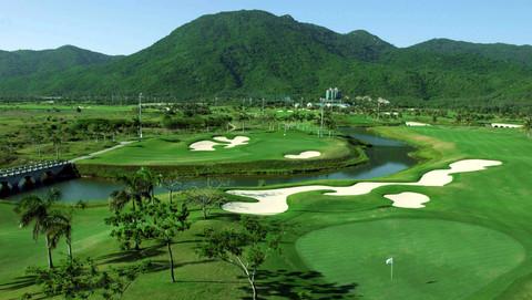 【主題高爾夫球旅遊】三亞高爾夫5日