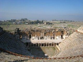 希拉波里斯古城遺址