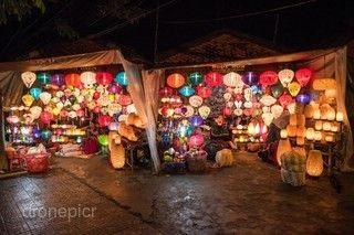 會安古鎮燈籠DIY