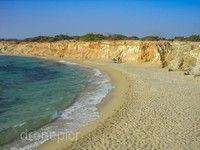 羅素島海灘