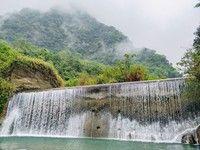 翡翠谷 ( 水簾瀑布 )