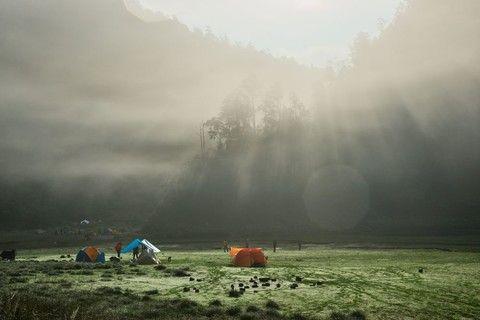 【宜蘭步道】一窺美麗的十七歲少女之湖~松蘿湖露營山林秘境二日