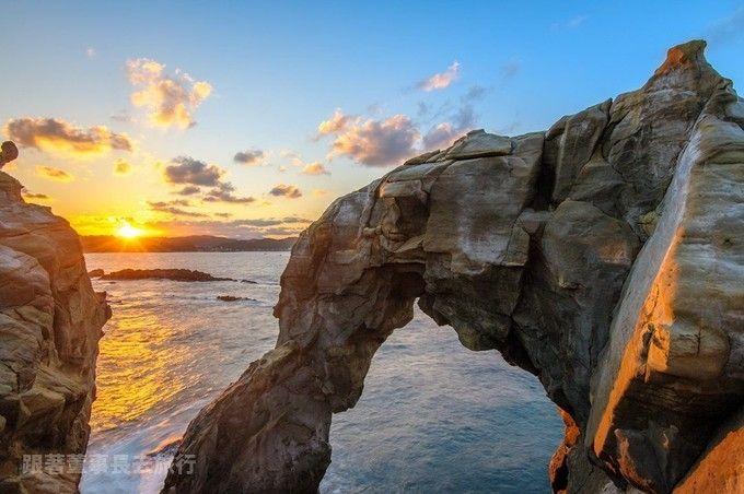 深澳岬角(象鼻岩)