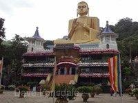 丹布拉石窟寺