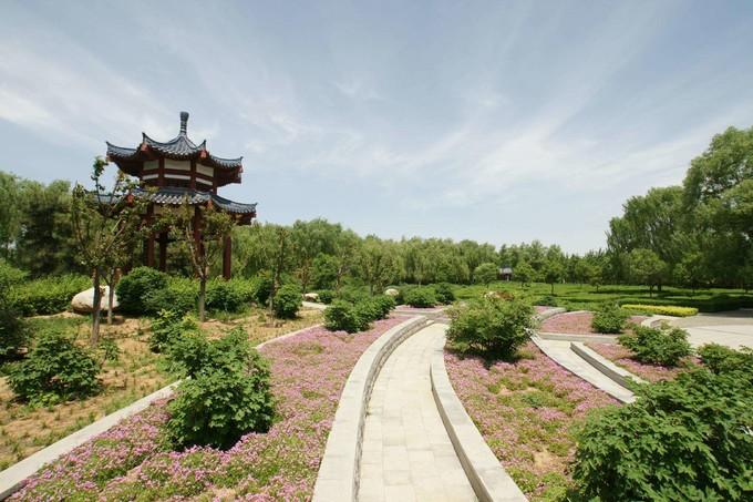 隋唐城植物園