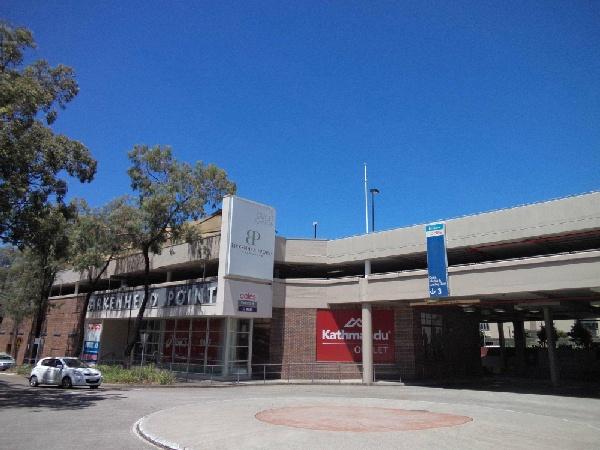 雪梨伯格罕德暢貨中心