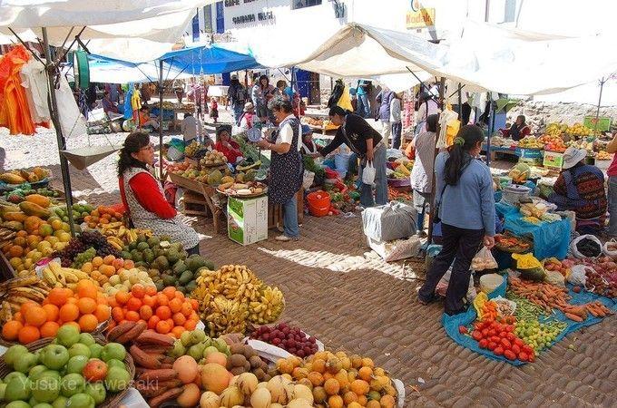 皮薩克傳統市場