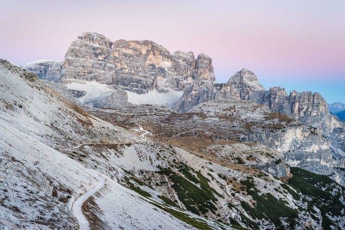 多洛米蒂山脈