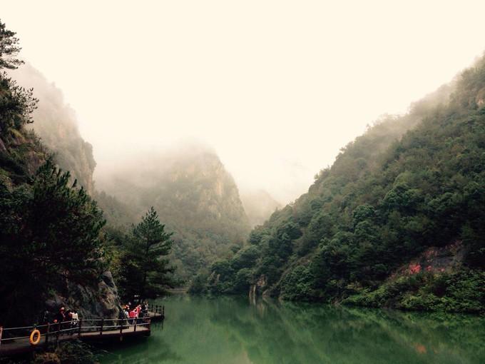 台州瓊台仙谷