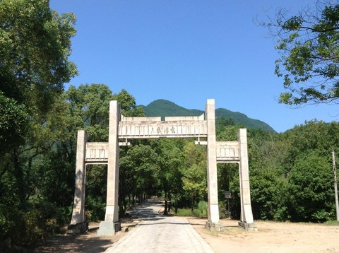 台州赤城山