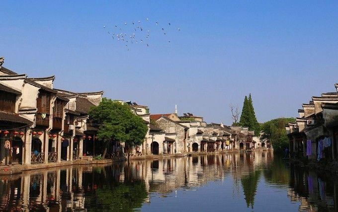 湖州南潯古鎮