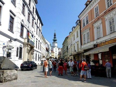 布拉提斯拉瓦舊城區