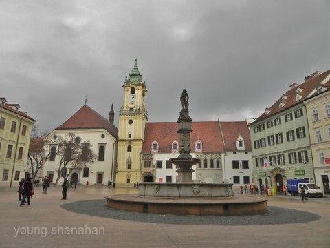 布拉提斯拉瓦舊市政廳