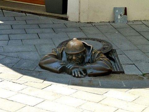 現代藝術雕塑