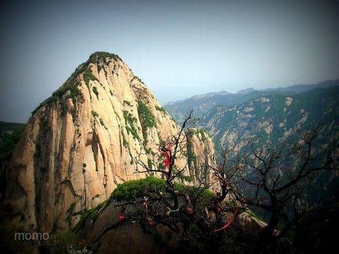 華山風景區