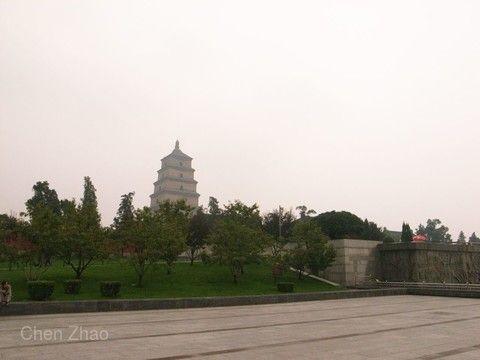 大雁塔北廣場