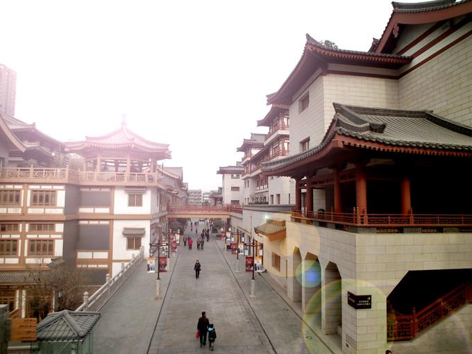 大唐西市文化景區