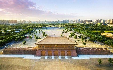 大明宮遺址微縮景觀