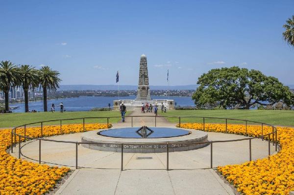 國王公園戰爭紀念碑
