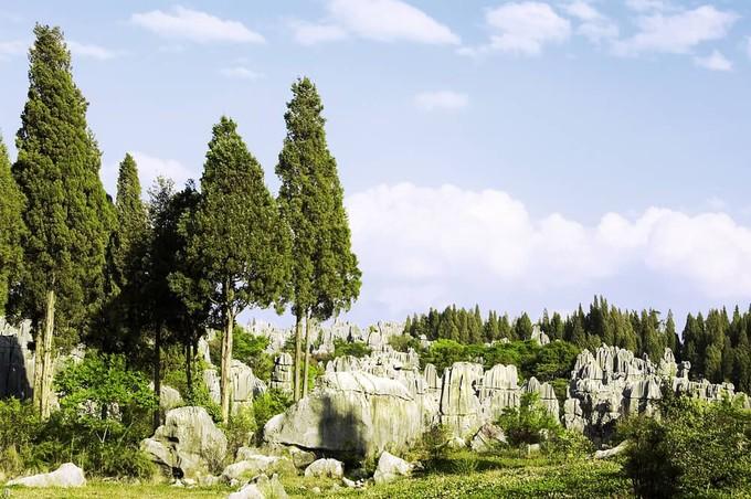 玉柱擎天風景區
