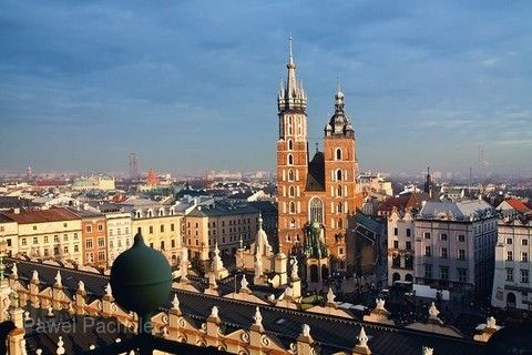 波羅的海(愛沙尼亞、拉脫維亞、立陶宛)+波蘭~~四國8天