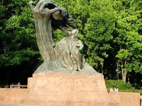 蕭邦紀念公園