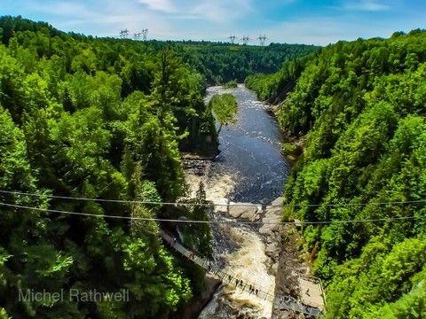 加拿大賞楓12日-楓紅阿岡昆.尼加拉瀑布.雙遊船