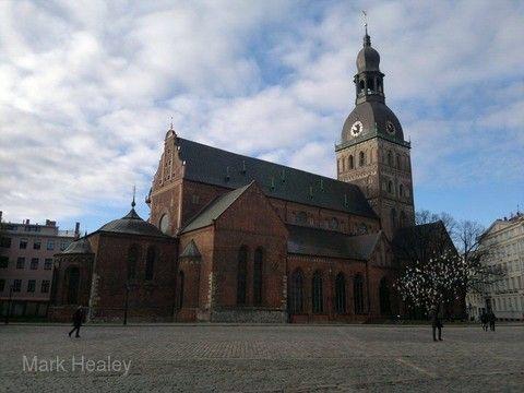 里加大教堂