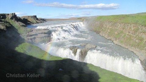 黃金瀑布(冰島)