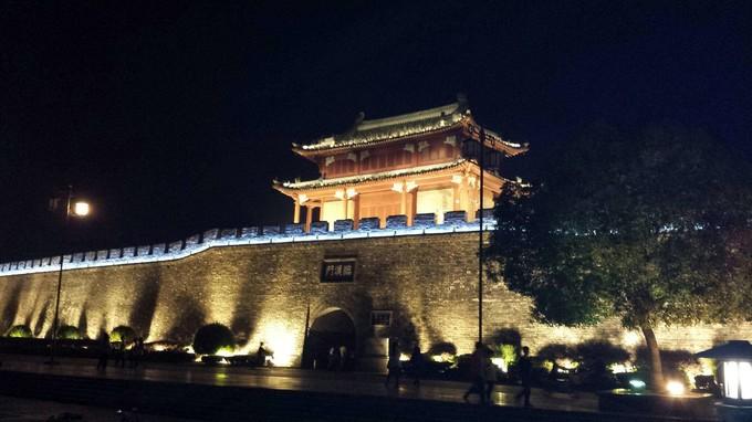 襄陽古城牆