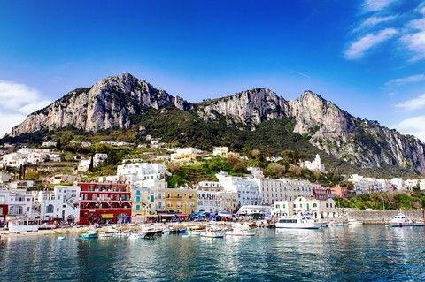 長馬靴義大利三島法拉利10天(卡不里島、威尼斯島、彩色島)