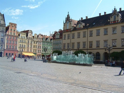 樂斯拉夫老城區