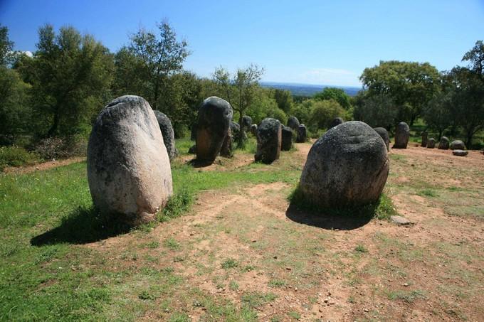 埃武拉巨石陣
