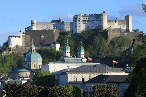 薩爾茨堡要塞