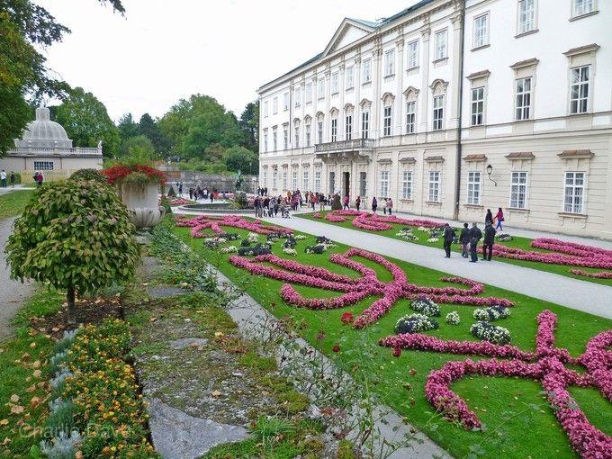 米拉貝爾宮及米拉貝爾宮花園