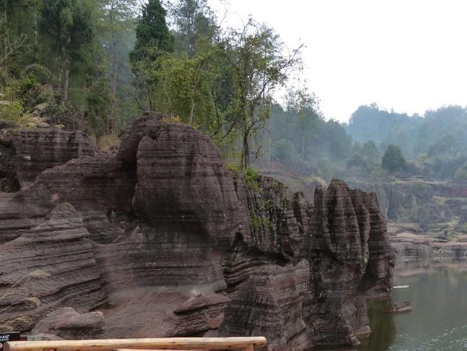 紅石林景區