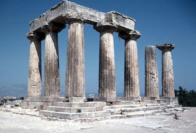 阿波羅神殿(德爾菲)