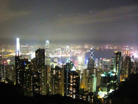 《香港這樣玩》香港魅力半自助行3日遊【高雄】出發