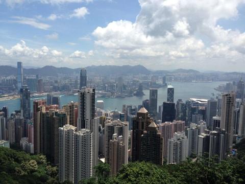 最愛香江~香港迪士尼樂園、世界最長電扶梯、叮叮車、太平山古董纜車、半自助三日