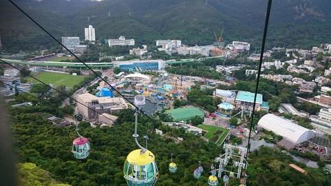 TXG【除夕賀歲年夜飯】香港迪士尼海洋公園雙樂園3日(海洋公園海龍王圍爐團圓餐會)