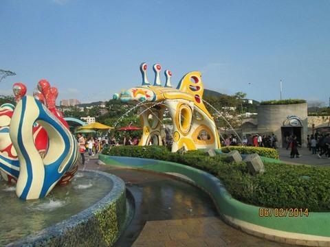 【新春出遊好運旺】香港迪士尼海洋公園雙樂園3日(全程九龍市區五星酒店)