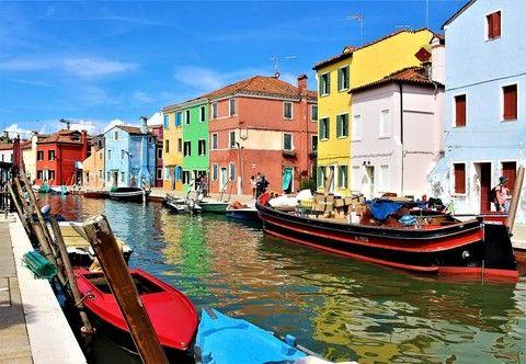 義大利天空之城彩色島雙米其林三高鐵10天(榮獲2015金質旅遊獎)