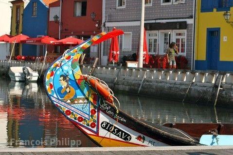 模里西羅彩船